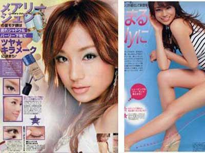 高橋メアリージュン モデル
