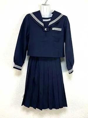 加古川市立加古川中学校制服参考画像