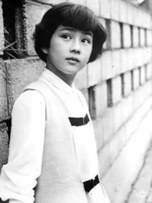 吉永小百合 小学生時代
