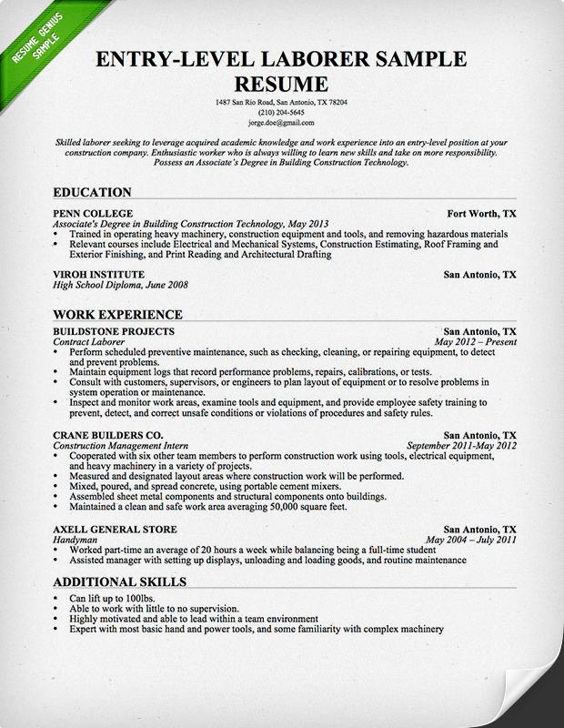 construction job description construction project manager job