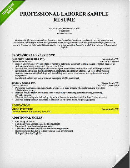 Best Resume Writing Services 2014 Tx