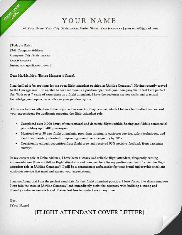Pack Black White Cover Letter Template