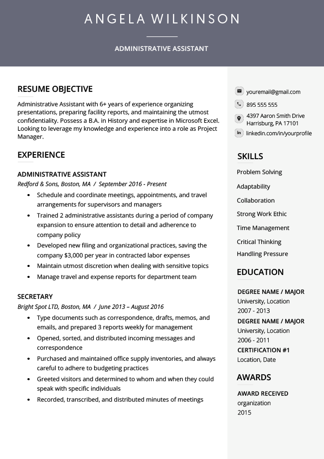 Here are 41 free resume templates to help you stand out—and they're all ats. 40 Modern Resume Templates Free To Download Resume Genius