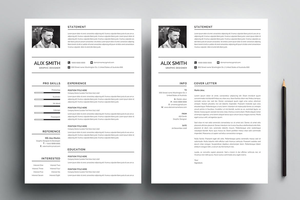 To get hired for the top auto mechanic jobs, your resume needs to pass inspection. Simple Resume Template Free Download Word Psd Resumekraft