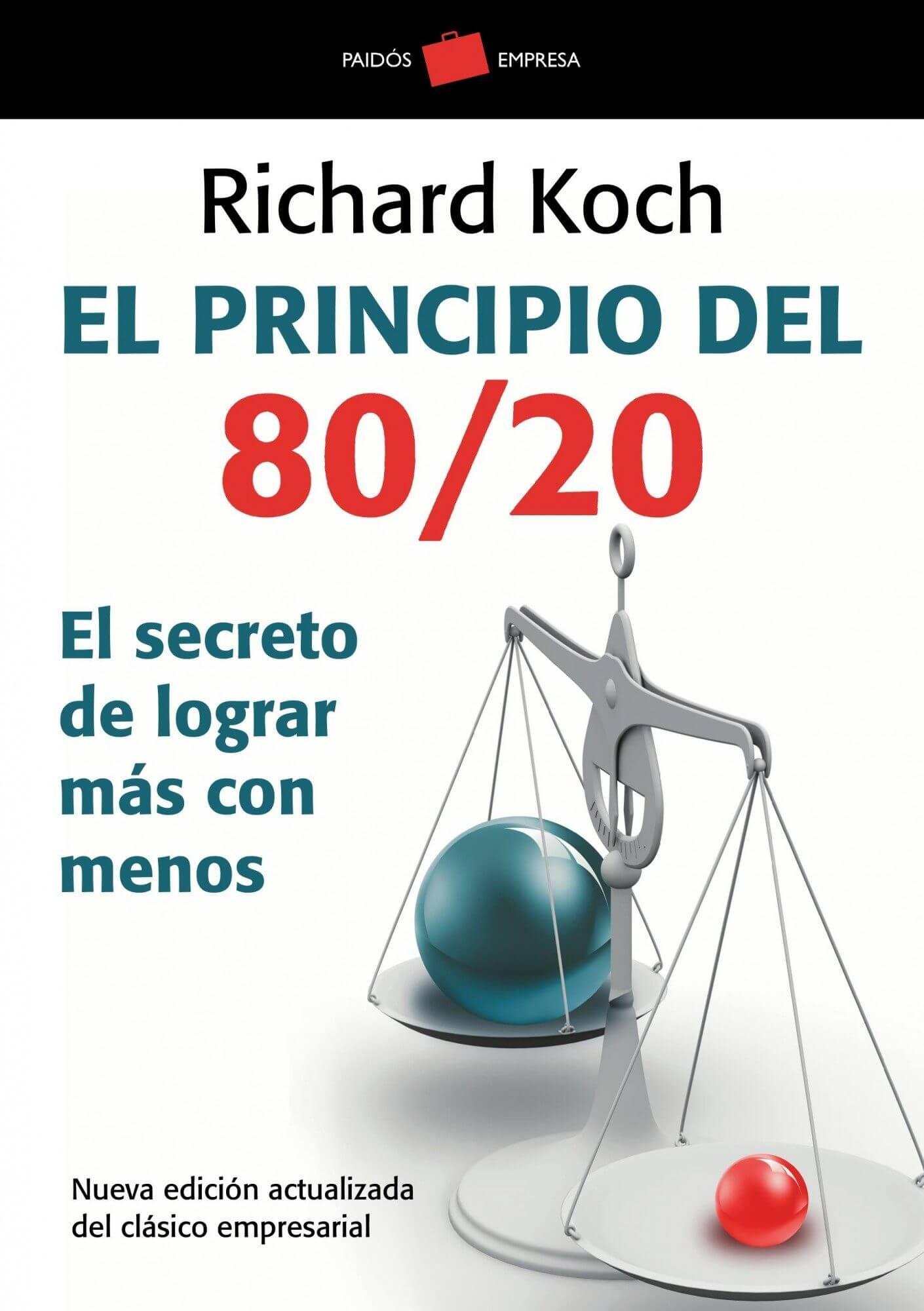 El Principio 80/20 - Richard Koch