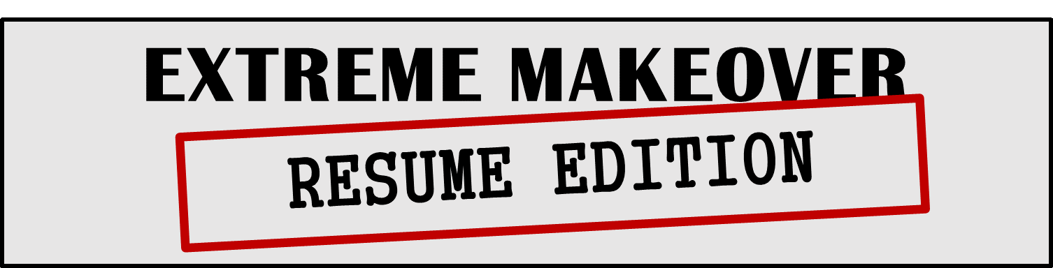 3 tips to give your executive resume a makeover resumes by joyce