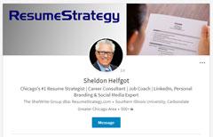 LinkedIn Profile Writing
