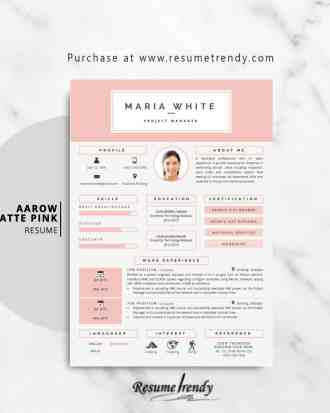Resume-Template-Aarow-Matte-Pink-2018