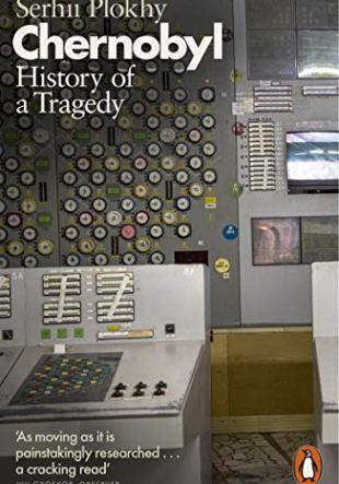 Los mejores libros de historia resumidos: Chernobyl de Serhii Plokhy