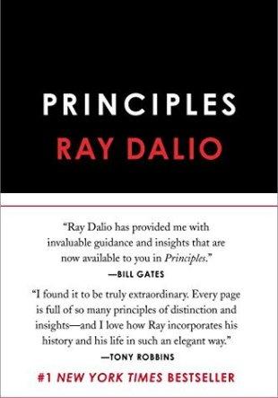 Libro Principios de Ray Dalio