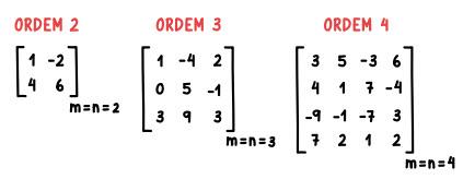 Classificação de Matrizes | Me Salva! Resumos e Apostilas