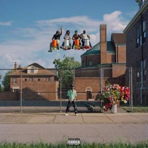 "album art for ""Detroit 2"" by Big Sean"
