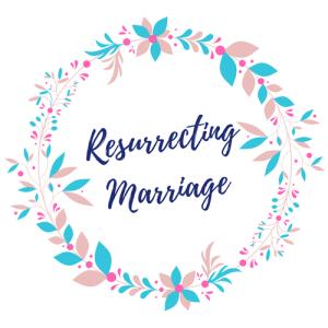 Resurrecting Marriage