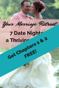 Your marriage retreat, Marriage help