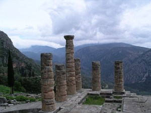 Oracle At Delphi by Abigail McCarthy on Flickr