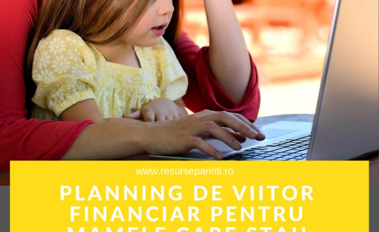 planning de viitor financiar
