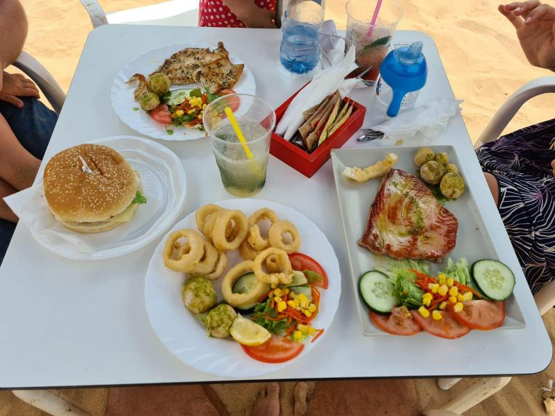 mâncare Tenerife