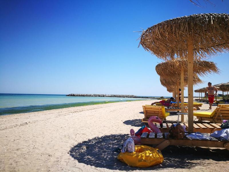 Casa de Mare Olimp plaja