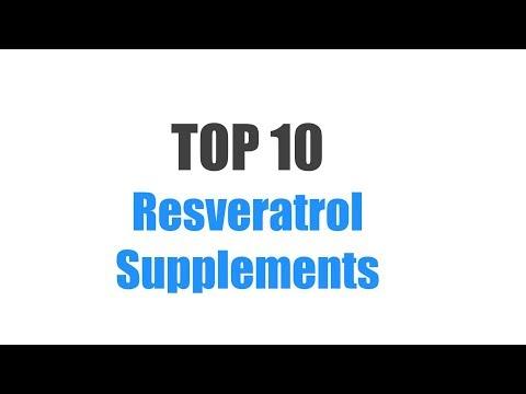 Best Resveratrol Supplements – Top 10 Ranked