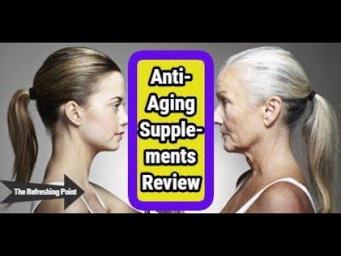 Anti-Aging Skin Health Supplement Review – Collagen, Resveratrol & Pycnogenol