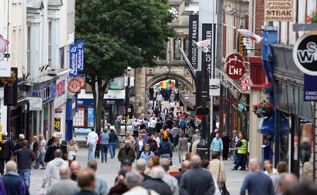 high street,shopping,retail,growth,confidence,brexit