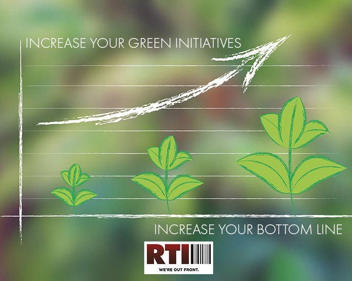 Increase your green initiatives with RTI eco-friendly alternatives