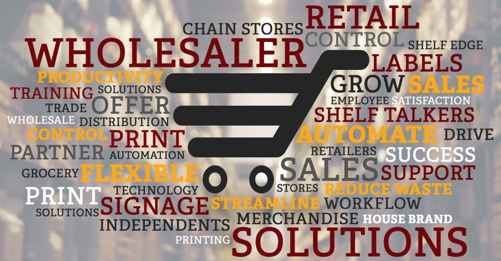 DESIGN-R-LABELS for Wholesalers