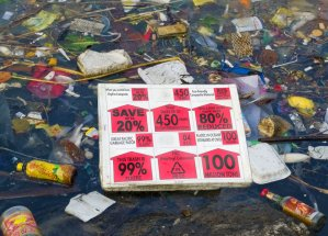 Don't Let Last Weeks Shelf Talkers & Labels Litter Our Planet for a Lifetime!