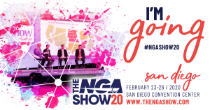 Join us at the 2020 NGA Show