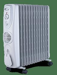 Range - NY23ERF-13L-13-Fin-Oil-Heater