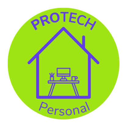 Protech Personal Round Logo