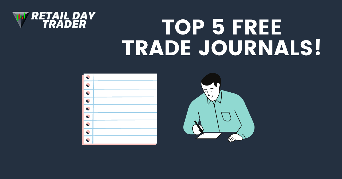 Top 5 free trading journals