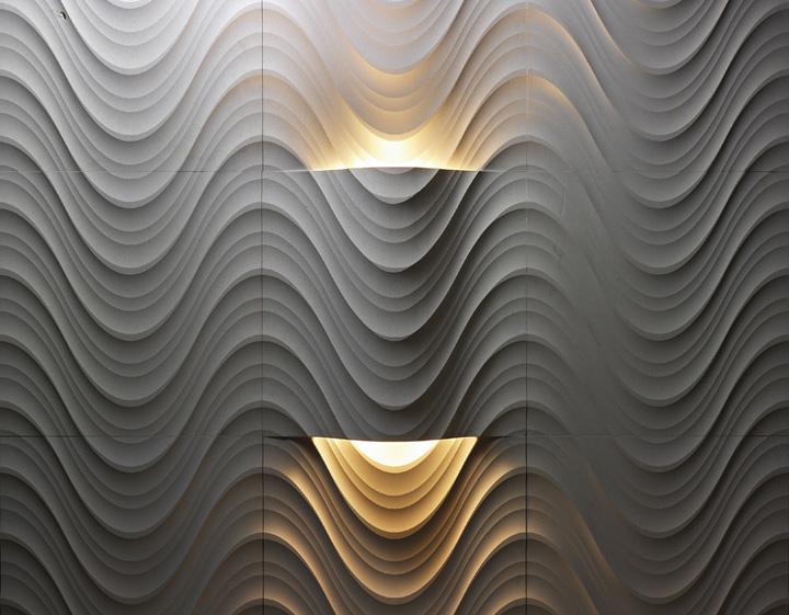 Quadro curve luce panels by Raffaello Galiotto for Lithos Design 03 Quadro curve luce panels by Raffaello Galiotto for Lithos Design