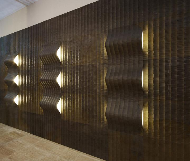 Quadro curve luce panels by Raffaello Galiotto for Lithos Design 06 Quadro curve luce panels by Raffaello Galiotto for Lithos Design