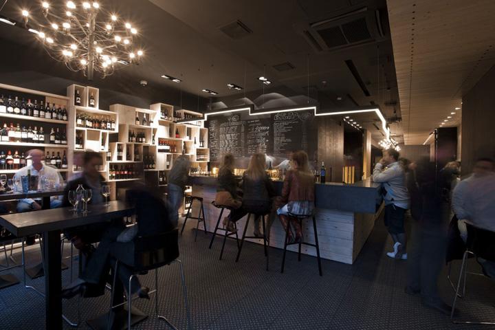 Divino Wine Bar by suto interior architects Budapest 02 Divino Wine Bar by suto interior architects, Budapest