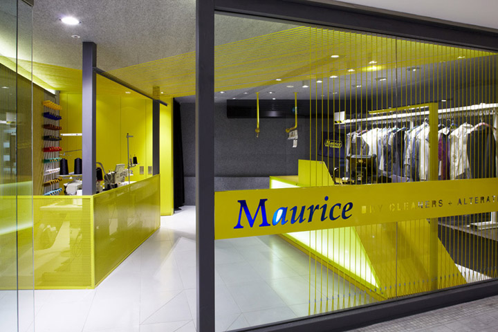 Maurice Dry Cleaners By Snell Architects Sydney