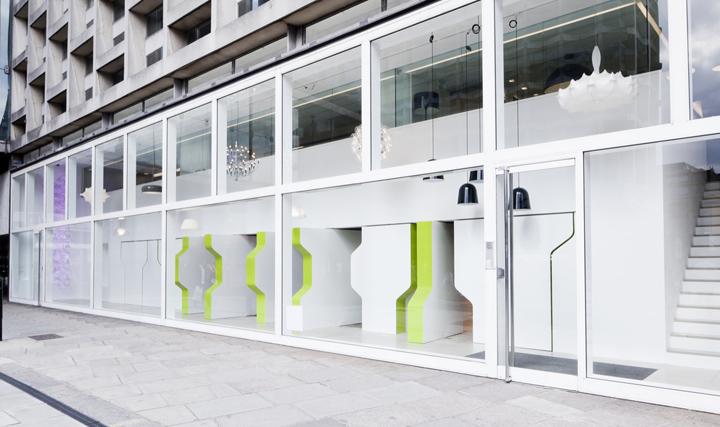 Atrium By Studio RHE London Retail Design Blog