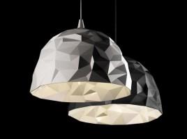 » Rock suspension lamp by Diesel & Foscarini
