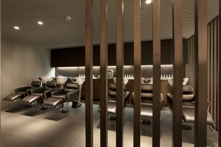 Aveda Lifestyle Salon Amp Spa Flagship By Reis Design Leeds