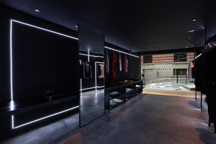 Black Barrett Store Hong Kong