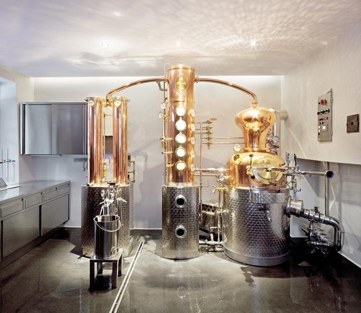Stahlemuhle distillery Philipp Mainzer Eigeltingen 03 Stählemühle distillery by Philipp Mainzer, Eigeltingen