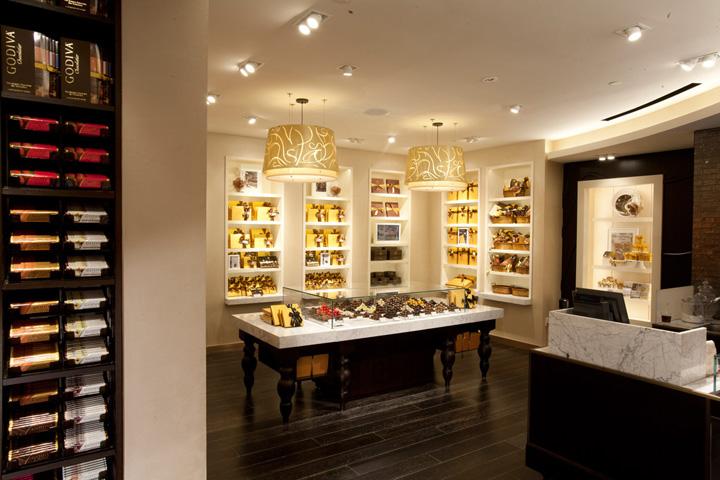 187 Godiva Flagship Chocolatier By D Ash Design New York
