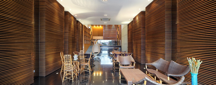Yamakawa Rattan showroom by Sidharta Architect Jakarta 02 Yamakawa Rattan showroom by Sidharta Architect, Jakarta