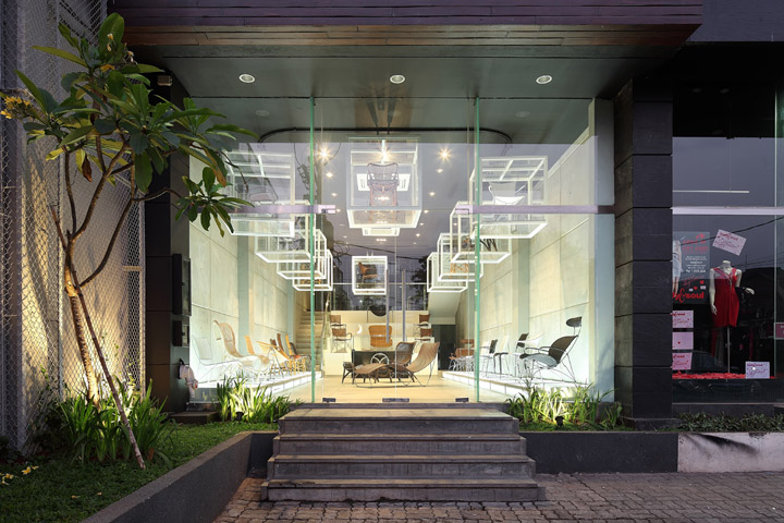 Yamakawa Rattan showroom by Sidharta Architect Jakarta 06 Yamakawa Rattan showroom by Sidharta Architect, Jakarta