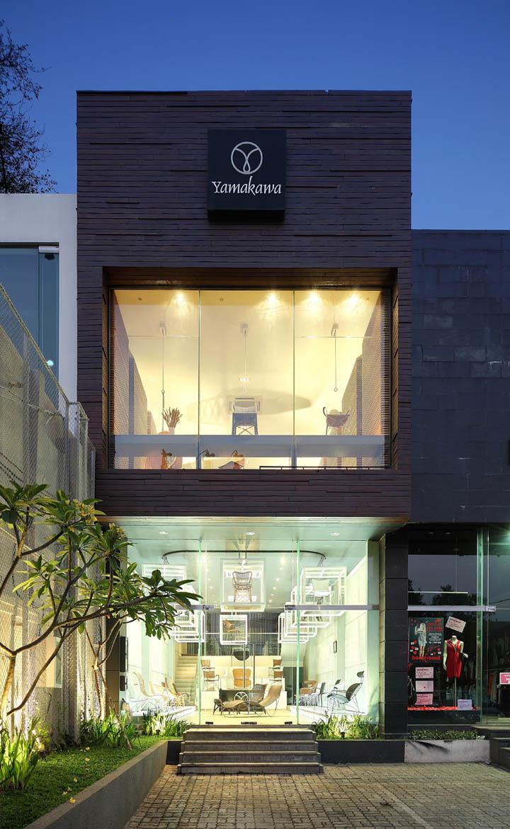 Yamakawa Rattan showroom by Sidharta Architect Jakarta 08 Yamakawa Rattan showroom by Sidharta Architect, Jakarta
