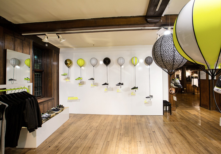 Nike X Liberty Pop Up And Atrium By Hotel Creative London