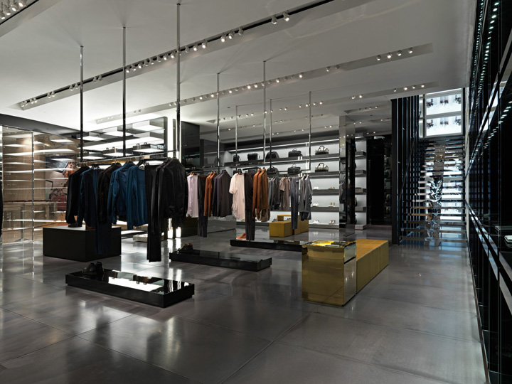 Dior Homme Taipei 101 Flagship Store By Pure Creative