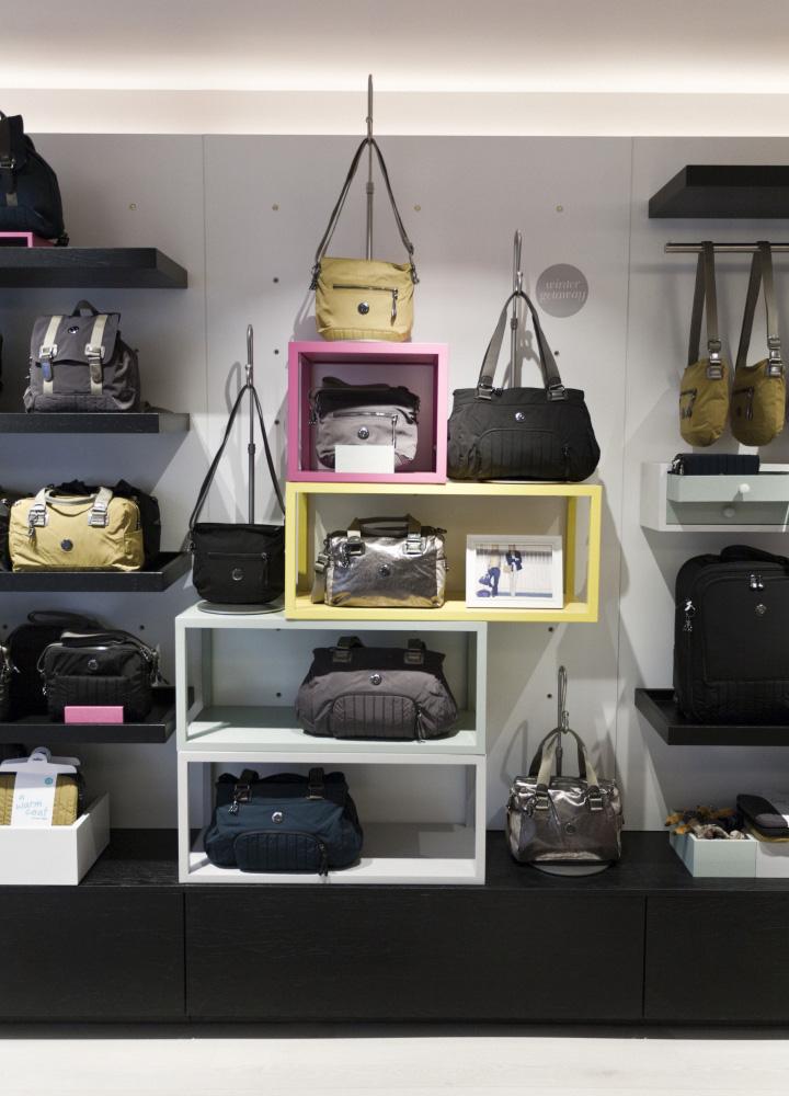 Kipling Store By UXUS London