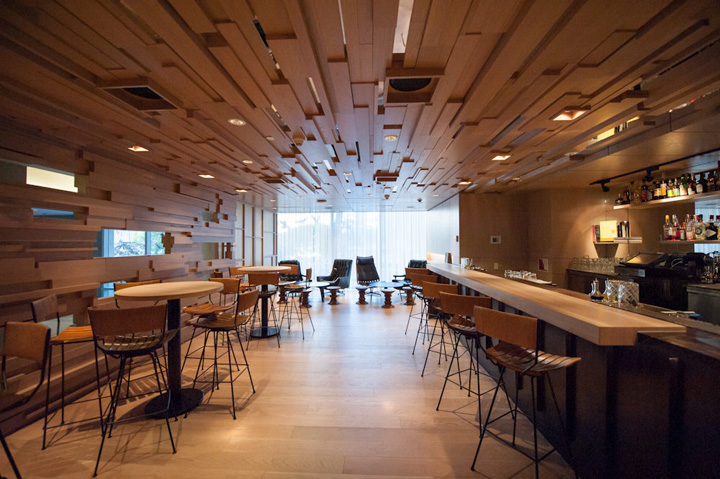 Momofuku Restaurant By James KM Cheng Amp The Design Agency Toronto
