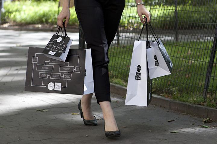 Shop Saks campaign by Pentagram 01 Shop Saks campaign by Pentagram